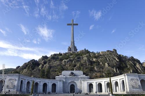 Fotografie, Obraz  Valle de los Caidos