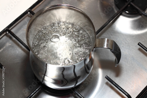 Boiling water Canvas-taulu
