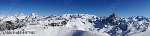 Domaine Les Trois Vallées dans les Alpes #39877655