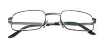 Glasses Isolated On White Back...