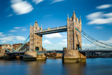 Fototapeta Londyn - Tower Bridge Londres Angleterre