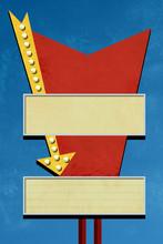 Retro Sign Design