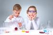 Youthful chemists