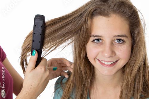 Photo Coiffer les cheveux