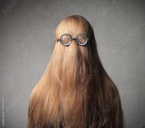 Fotografia Fun hairstyle