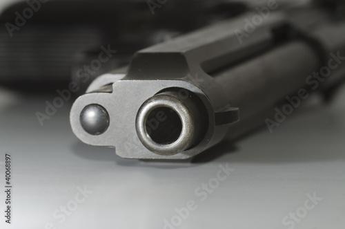 Valokuva  canon de pistolet