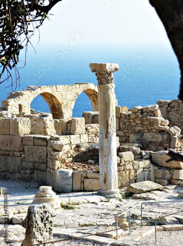 Deurstickers Cyprus Cyprus