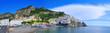canvas print picture - Amalfi 01