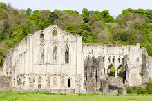 Ruins Of Rievaulx Abbey, North...
