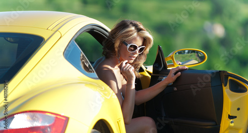 Fotografie, Obraz  Porsche