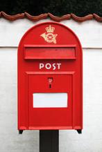 Danish Postbox