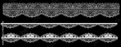 Valokuva  Lace design