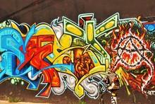 Grafitti, San José, Costa Rica
