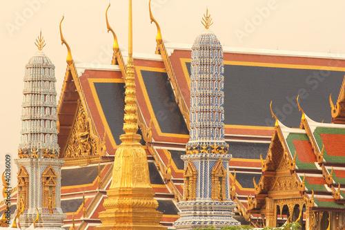 Photo  Wat Phra Kaeo Within