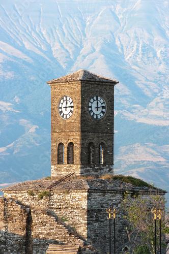 Gjirokaster Citadel, Albania Wallpaper Mural