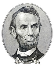 President Abraham Lincoln As H...