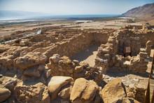 Dead Sea Scrolls, Scrolls Were Found  Khirbet Qumran  Israel