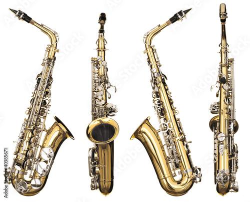 saxophone Tapéta, Fotótapéta