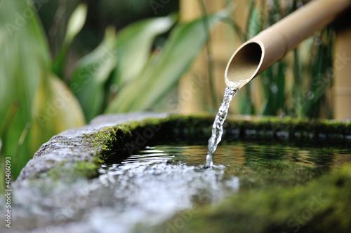 日本の手水