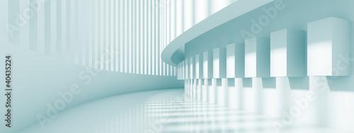 Modern Architecture Background Tableau sur Toile