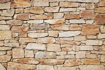 Fototapeta Natursteinmauer