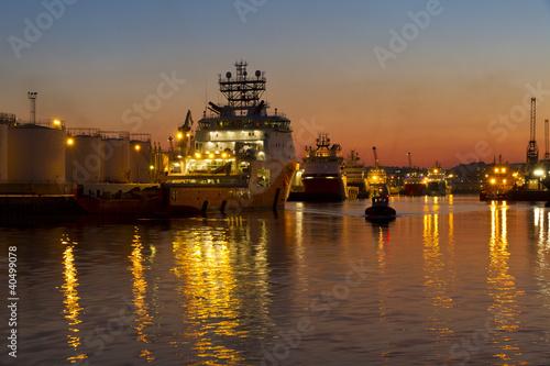 Photo Aberdeen Lights