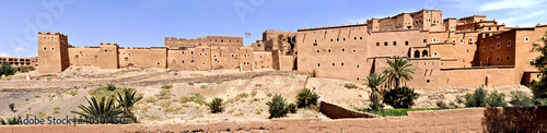 Photo Stands Morocco Taourirt Kasbah