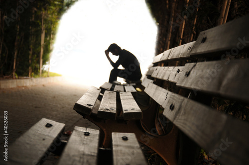 Fotografia  Depresja
