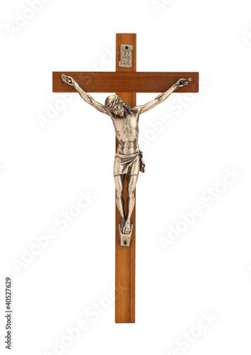 Fotografie, Obraz  Crucifix