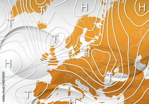 mapa-pogody-w-tle-europy