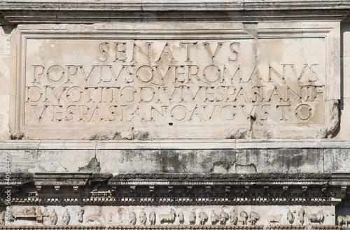 Fotomural Titus Arch