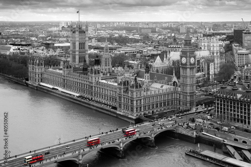 Foto op Canvas Londen Houses of Parliament London