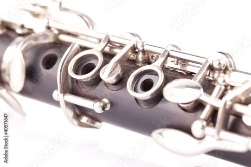 Tableau sur Toile music instrument clarinet