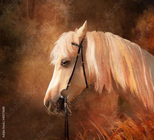 portret-konia-symulacja-starego-stylu-malarstwa-olejnego