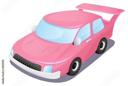 Foto op Canvas Cars car