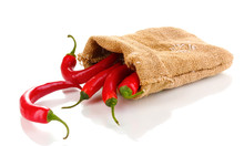 Red Hot Chili Peppers In Bag I...