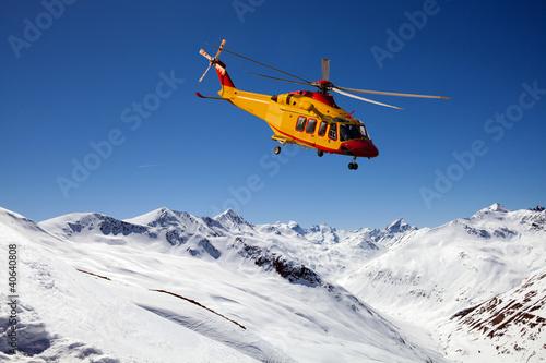 Elisoccorso alpino