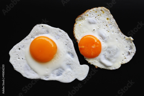 Printed kitchen splashbacks Egg Spiegeleier