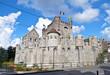 canvas print picture - Ghent Castle