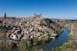 Panorámica de Toledo, Castilla la Mancha, España