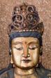 Buddha face Chinese style