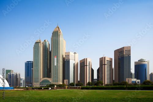 Fotobehang Abu Dhabi Abu Dhabi