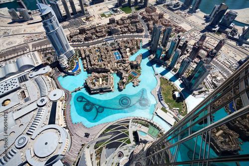 Fotografie, Obraz  Dubai - Downtown