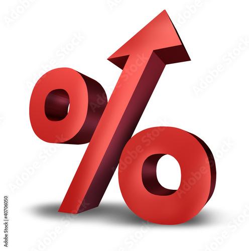 Photo  Rising Interest Rates