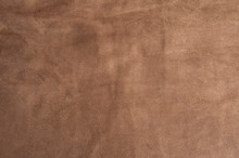 Brown Velvet Texture Closeup
