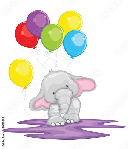 slon-z-balonem