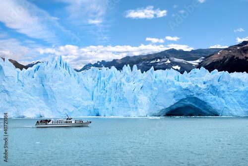 Foto  Glaciar Perito Moreno Patagonia Argentina