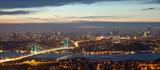 Bosphorus Bridge at the night 8