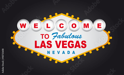 Photo  welcome las vegas