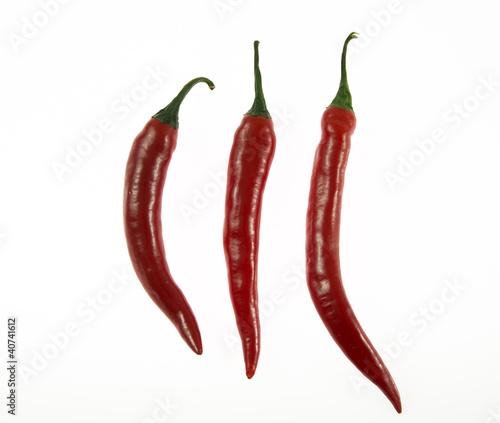 Wall Murals Hot chili peppers Chili 03